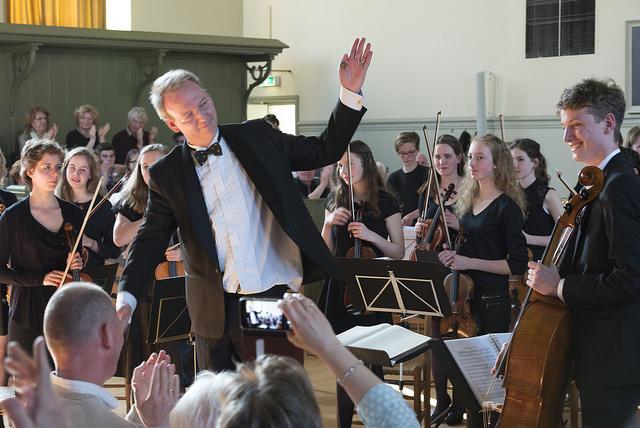 Mark Tempelaars, Bad van Otten en het Symfonie Orkest